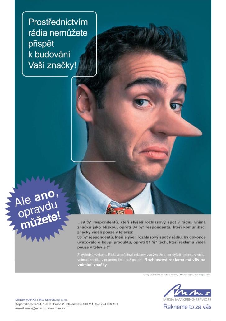 Plakát A2 reklamní kampaň