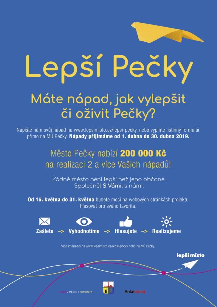 Design projektu LEPŠÍ MÍSTO, Prostor+, Kolín