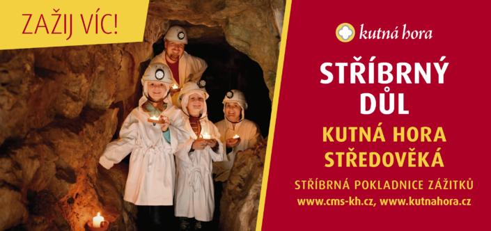 Návrh designu reklamních materiálů města Kutná Hora