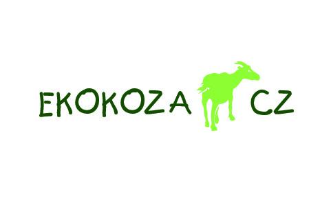 Návrh designu loga a obalů pro e-shop EKOKOZA