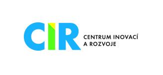 Návrh loga CIR Centrum inovací a rozvoje