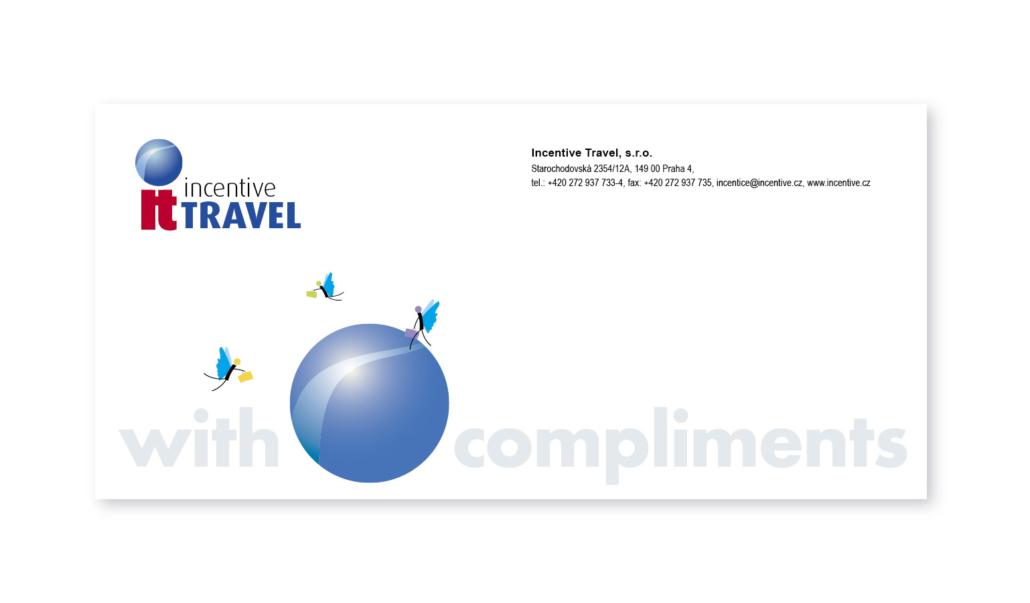 Návrh designu reklamních materiálů IT Praha
