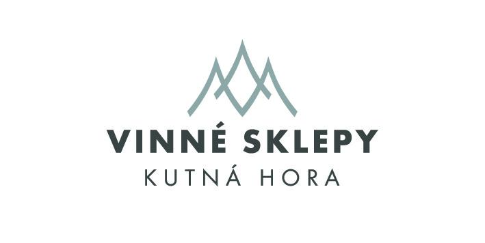 Návrh loga a etiket Vinných sklepů Kutná Hora