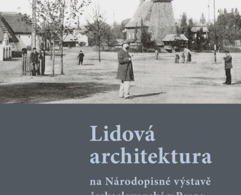 Kniha Lidová architektura, Národní zemědělské muzeum Praha