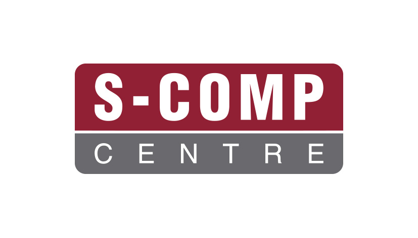 Re-design loga S - COMP CENTRE