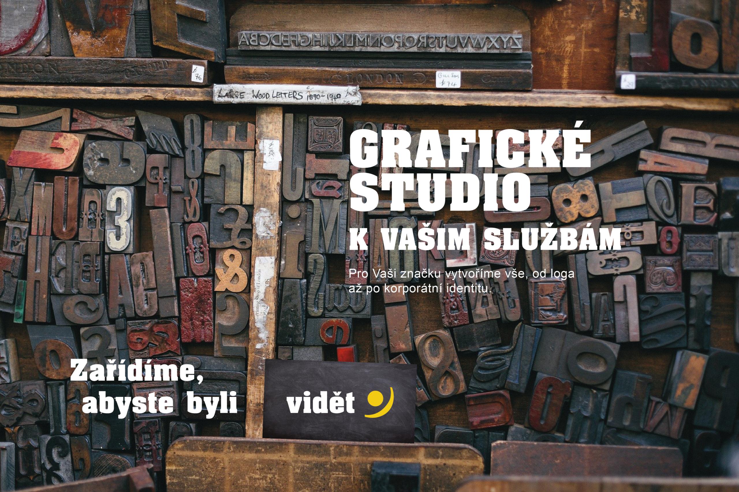 Grafické studio - RICHTER - grafický servis Kutná Hora