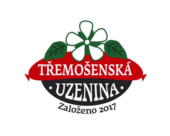 Návrh loga Třemošenská uzenina
