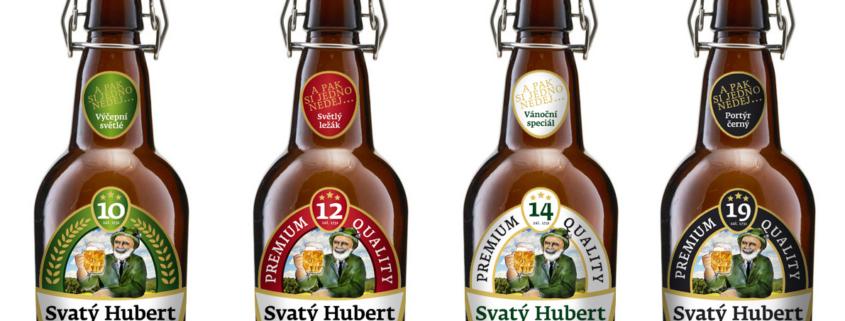 Návrh pivních etiket